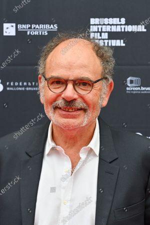 Editorial picture of 'Des Hommes' premiere, Brussels International Film Festival, Belgium - 03 Sep 2020