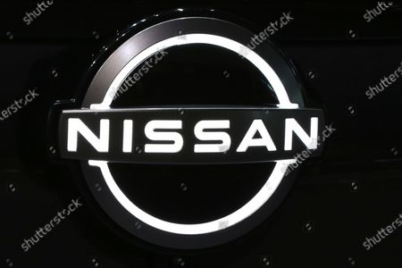 New Nissan Motor Co. logo is displayed at the global headquarters of Nissan Motor Co.,. in Yokohama near Tokyo, . His boss Carlos Ghosn escaped financial misconduct charges by fleeing the country, but another former Nissan executive is still awaiting trial in Japan: Greg Kelly. Kelly's trial in Tokyo District Court opens Sept. 15, nearly two years after his arrest, and the same day he turns 64 . If convicted of charges related to alleged under-reporting of Ghosn's income, Kelly could face up to a decade in prison