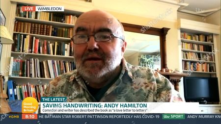 Editorial photo of 'Good Morning Britain' TV Show, London, UK - 04 Sep 2020