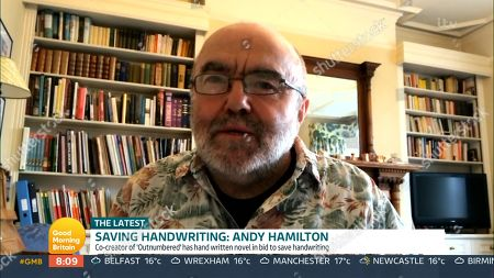 Stock Picture of Andy Hamilton