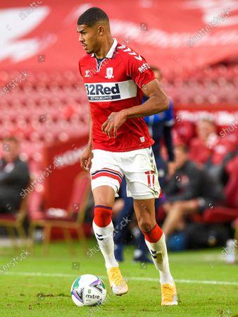 Ashley Fletcher of Middlesbrough