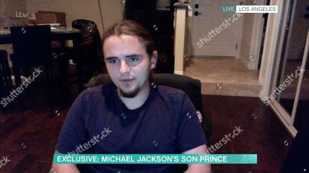 Stock Photo of Michael Joseph Jackson Jr