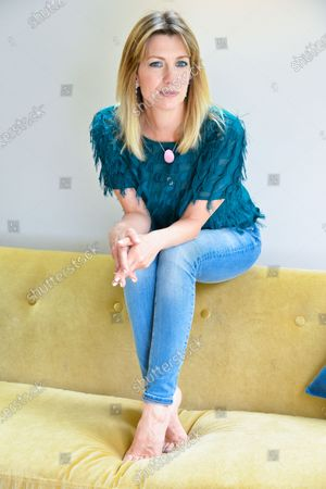 Editorial photo of 'My Haven' Claire Goose photoshoot, London, UK - 25 Jun 2019