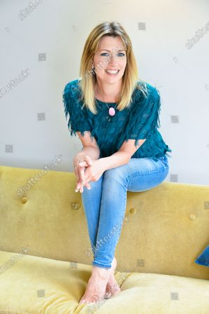 Editorial image of 'My Haven' Claire Goose photoshoot, London, UK - 25 Jun 2019