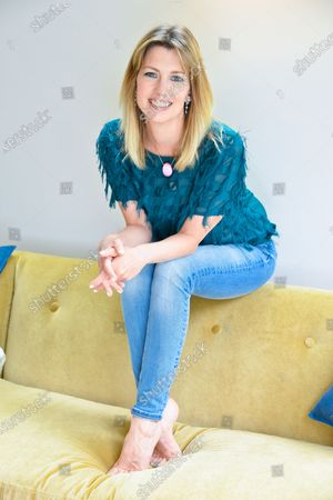 Editorial picture of 'My Haven' Claire Goose photoshoot, London, UK - 25 Jun 2019