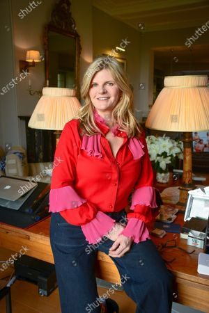 Stock Photo of Susannah Constantine, English journalist, TV Presenter. 5.12.2019Susannah Caroline Constantine is an English fashion guru, journalist, artist, advisor, television presenter, author and designer and actress. Her second book, co-written with her fashion partner Trinny Woodall, What Not to Wear, has won her a British Book Award and sold 670,000 copies. WikipediaBorn: 3 June 1962 (age 57 years), Hammersmith, LondonSpouse: Sten Bertelsen (m. 1995)Parents: Joseph ConstantineChildren: Cece Bertelsen, Esme Bertelsen, Joe BertelsenBooks: What Not to Wear, What Not to Wear: For Every Occasion,