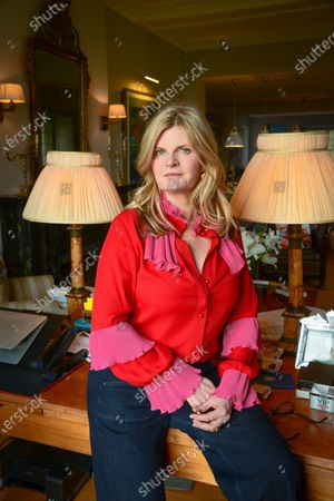 Susannah Constantine, English journalist, TV Presenter. 5.12.2019Susannah Caroline Constantine is an English fashion guru, journalist, artist, advisor, television presenter, author and designer and actress. Her second book, co-written with her fashion partner Trinny Woodall, What Not to Wear, has won her a British Book Award and sold 670,000 copies. WikipediaBorn: 3 June 1962 (age 57 years), Hammersmith, LondonSpouse: Sten Bertelsen (m. 1995)Parents: Joseph ConstantineChildren: Cece Bertelsen, Esme Bertelsen, Joe BertelsenBooks: What Not to Wear, What Not to Wear: For Every Occasion,