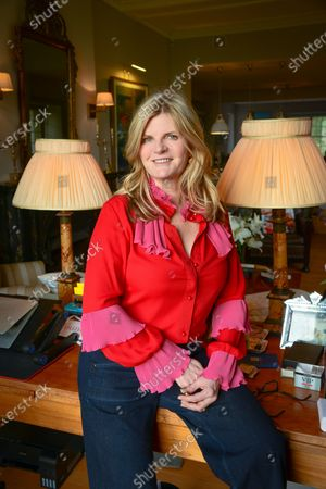 Stock Picture of Susannah Constantine, English journalist, TV Presenter. 5.12.2019Susannah Caroline Constantine is an English fashion guru, journalist, artist, advisor, television presenter, author and designer and actress. Her second book, co-written with her fashion partner Trinny Woodall, What Not to Wear, has won her a British Book Award and sold 670,000 copies. WikipediaBorn: 3 June 1962 (age 57 years), Hammersmith, LondonSpouse: Sten Bertelsen (m. 1995)Parents: Joseph ConstantineChildren: Cece Bertelsen, Esme Bertelsen, Joe BertelsenBooks: What Not to Wear, What Not to Wear: For Every Occasion,
