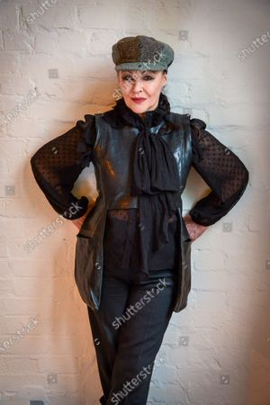Editorial picture of 'My Haven' Frances Barber photoshoot, London, UK - 11 Jan 2020