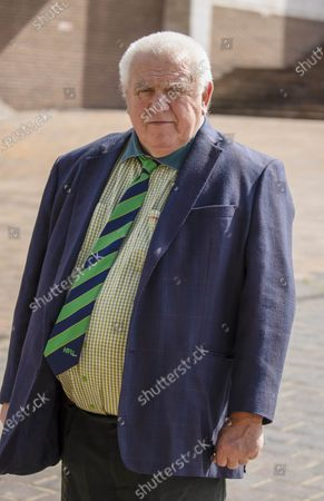 Stock Picture of Fergus Wilson, Kent's Largest Private Landlord appeared at Maidstone Crown Court Today. He was appealing his Conviction against racially abusing a Traffic Warden.
