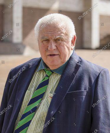 Editorial photo of Fergus Wilson court case, Maidstone Crown Court, UK - 04 Sep 2020