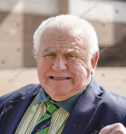Stock Photo of Fergus Wilson, Kent's Largest Private Landlord appeared at Maidstone Crown Court Today. He was appealing his Conviction against racially abusing a Traffic Warden.