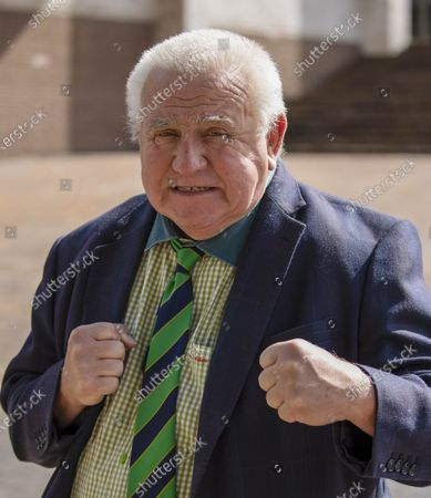 Fergus Wilson, Kent's Largest Private Landlord appeared at Maidstone Crown Court Today. He was appealing his Conviction against racially abusing a Traffic Warden.