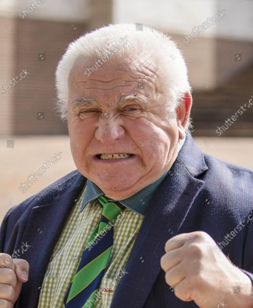 Editorial picture of Fergus Wilson court case, Maidstone Crown Court, UK - 04 Sep 2020