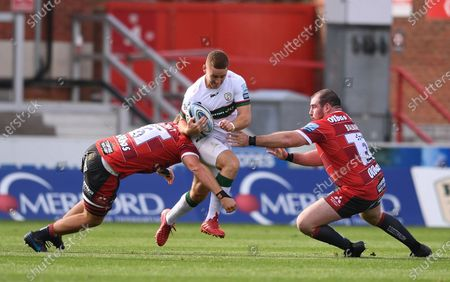 Editorial picture of Gloucester v London Irish, Rugby, Gloucester, UK - 05 Sep 2020