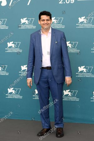 Editorial photo of 'The Disciple' photocall, 77th Venice International Film Festival, Italy - 04 Sep 2020