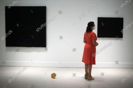Editorial image of Exhibition 'Ergo Sum' in Malaga, Spain - 04 Sept 2020