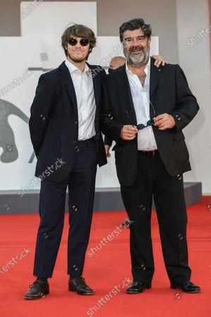 Francesco Pannofino, Andrea Pannofino
