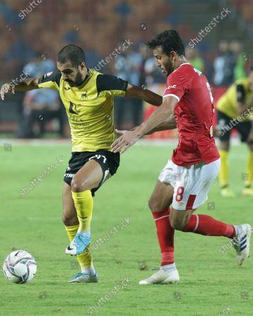 Editorial photo of Al-Ahly vs Wadi Degla SC, Cairo, Egypt - 04 Sep 2020