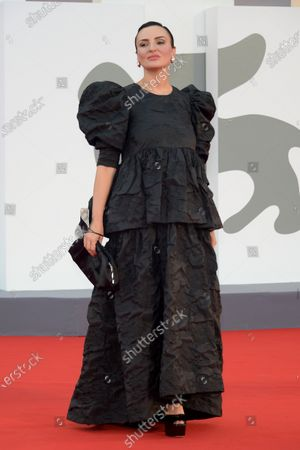 Editorial photo of 'Padrenostro' premiere, 77th Venice International Film Festival, Italy - 04 Sep 2020