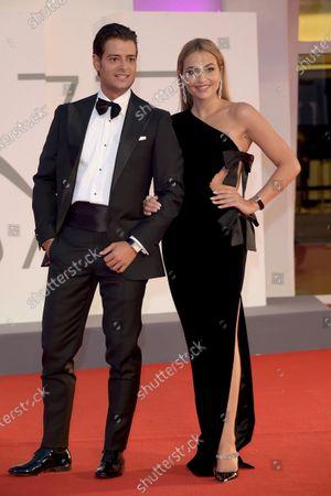 Editorial photo of 'Padrenostro' premiere, 77th Venice International Film Festival, Italy - 04 Sep 2020