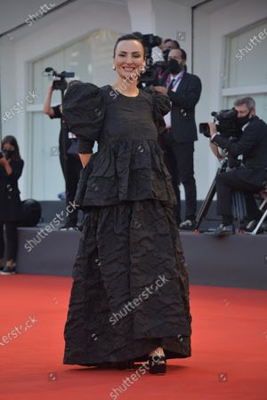 Editorial picture of 'Padrenostro' premiere, 77th Venice International Film Festival, Italy - 04 Sep 2020