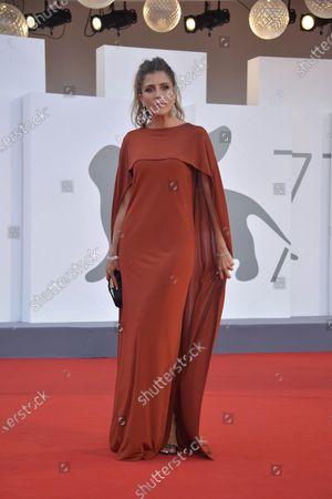 Editorial image of 'Padrenostro' premiere, 77th Venice International Film Festival, Italy - 04 Sep 2020