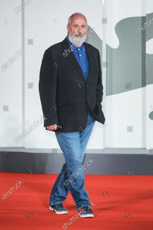 Stock Photo of Director Roger Michell