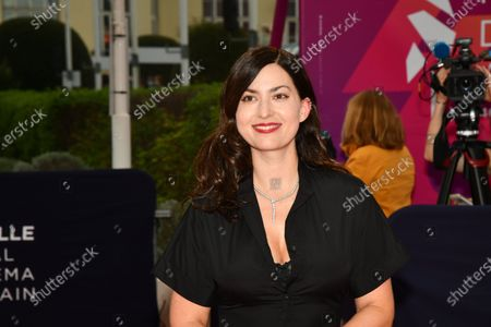 Editorial picture of 46th Deauville American Film Festival, Opening Ceremony, France - 04 Sep 2020
