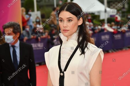 Stock Image of Astrid Berges-Frisbey