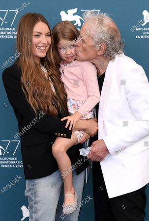 Editorial photo of 'Sportin' Life' Jaeger-Lecoultre Glory to the Filmmaker 2020 Award photocall, 77th Venice International Film Festival, Italy - 05 Sep 2020
