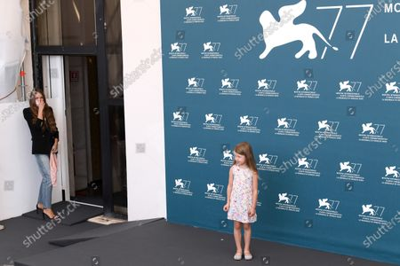 Editorial picture of 'Sportin' Life' Jaeger-Lecoultre Glory to the Filmmaker 2020 Award photocall, 77th Venice International Film Festival, Italy - 05 Sep 2020