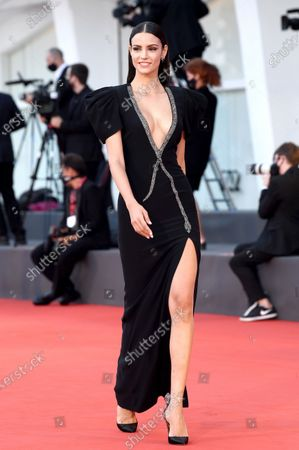 Editorial photo of 'Miss Marx' premiere, 77th Venice International Film Festival, Italy - 05 Sep 2020