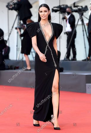 Editorial picture of 'Miss Marx' premiere, 77th Venice International Film Festival, Italy - 05 Sep 2020