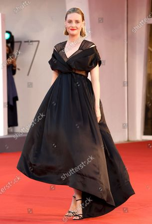 Editorial photo of 'Miss Marx' premiere, 77th Venice International Film Festival, Italy - 05 Sep 2020