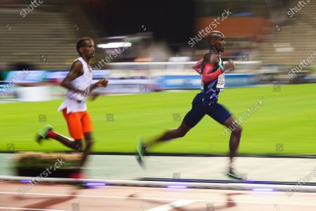 Editorial photo of Belgium Brussels Athletics Diamond League One Hour Men - 04 Sep 2020