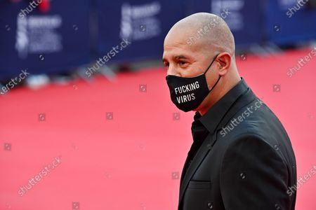 Editorial image of 46th Deauville Film Festival, Opening Ceremony, France - 04 Sep 2020