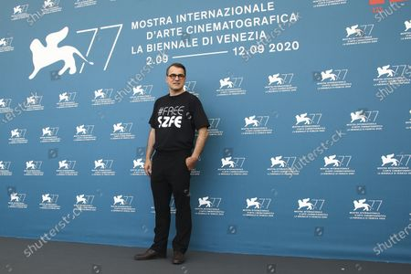 Editorial photo of Film Festival 2020 Pieces of A Woman Photo Call, Venice, Italy - 05 Sep 2020
