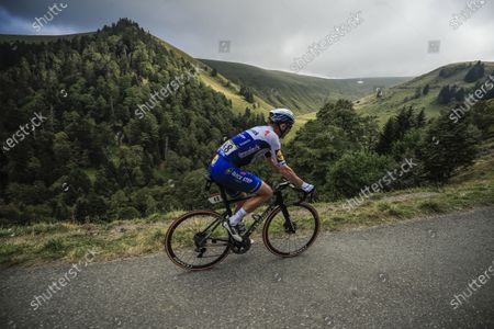 Danish rider Michael Morkov of Deceuninck Quick-Step team in action during the eighth stage of the Tour de France over 141km from Cazeres sur Garonne to Loudenvielle, France, 05 September 2020.