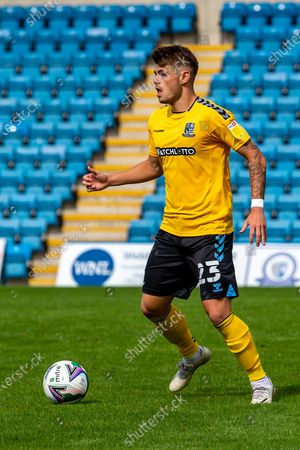 Southend United forward Charlie Kelman (23) during the EFL Cup match between Gillingham and Southend United at the MEMS Priestfield Stadium, Gillingham