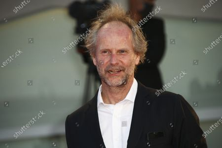 Editorial image of Film Festival 2020 Miss Marx Red Carpet, Venice, Italy - 05 Sep 2020