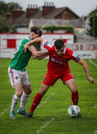 Editorial image of SSE Airtricity League Premier Division, Tolka Park, Drumcondra, Co. Dublin - 05 Sep 2020