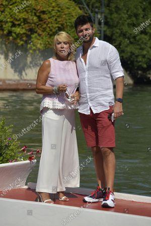 Anna Pettinelli, Stefano Macchi