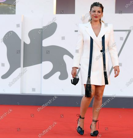 Editorial picture of Miss Marx - Premiere - 77th Venice Film Festival, Italy - 05 Sep 2020