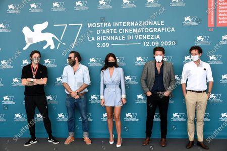Quentin Dupieux, Elvis Romeo, Adele Exarchopoulos, David Marsais, Gregoire Ludig