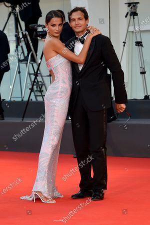 Gabrielle Caunesil and Riccardo Pozzoli