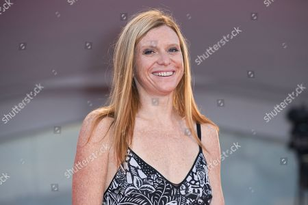 Stock Picture of Susanna Nicchiarelli