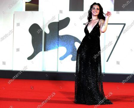 Editorial picture of Non Odiare - Premiere - 77th Venice Film Festival, Italy - 05 Sep 2020