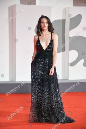 Editorial image of 'Thou Shalt Not Hate' premiere, 77th Venice International Film Festival, Italy - 05 Sep 2020