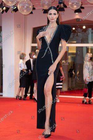 Editorial image of 'Miss Marx' premiere, 77th Venice International Film Festival, Italy - 05 Sep 2020